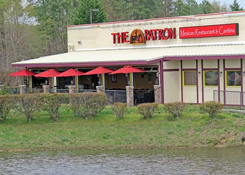 The Patron Cantina in Sandston Virginia